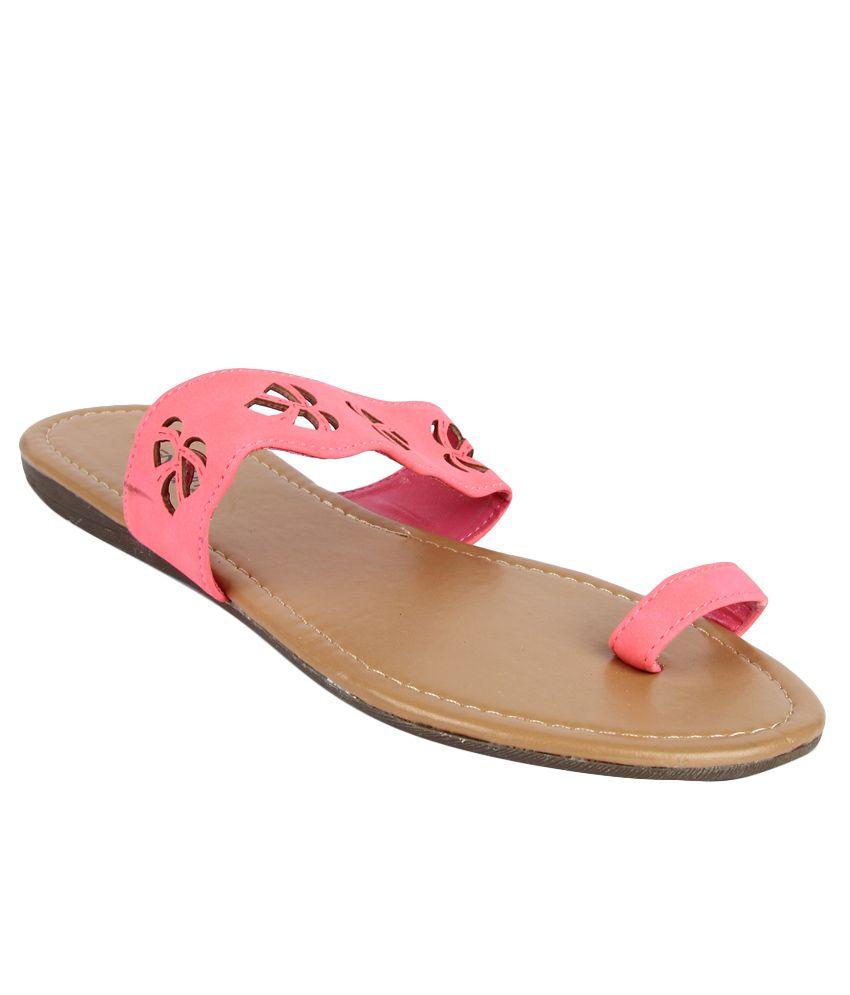 Senorita By Liberty G1-00304 Pink Slippers For Ladies