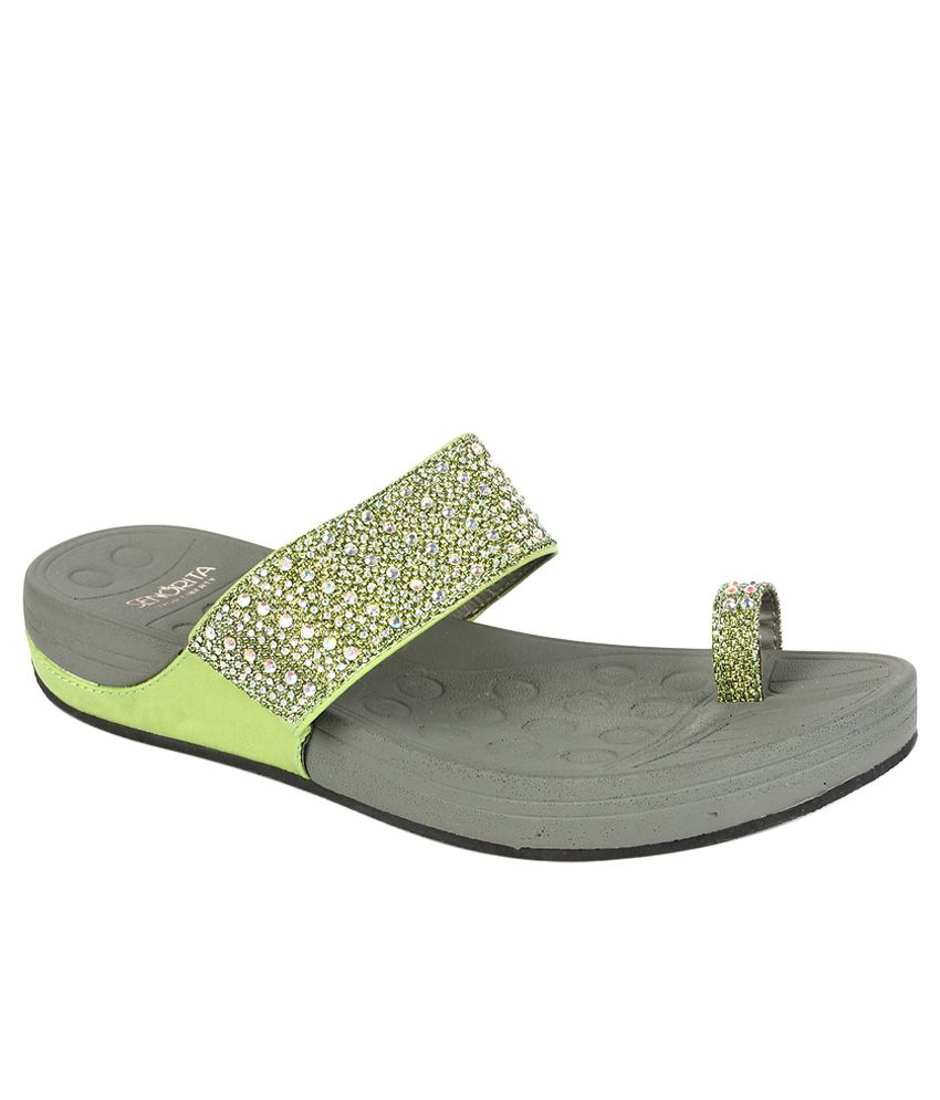 Senorita By Liberty Green Slippers