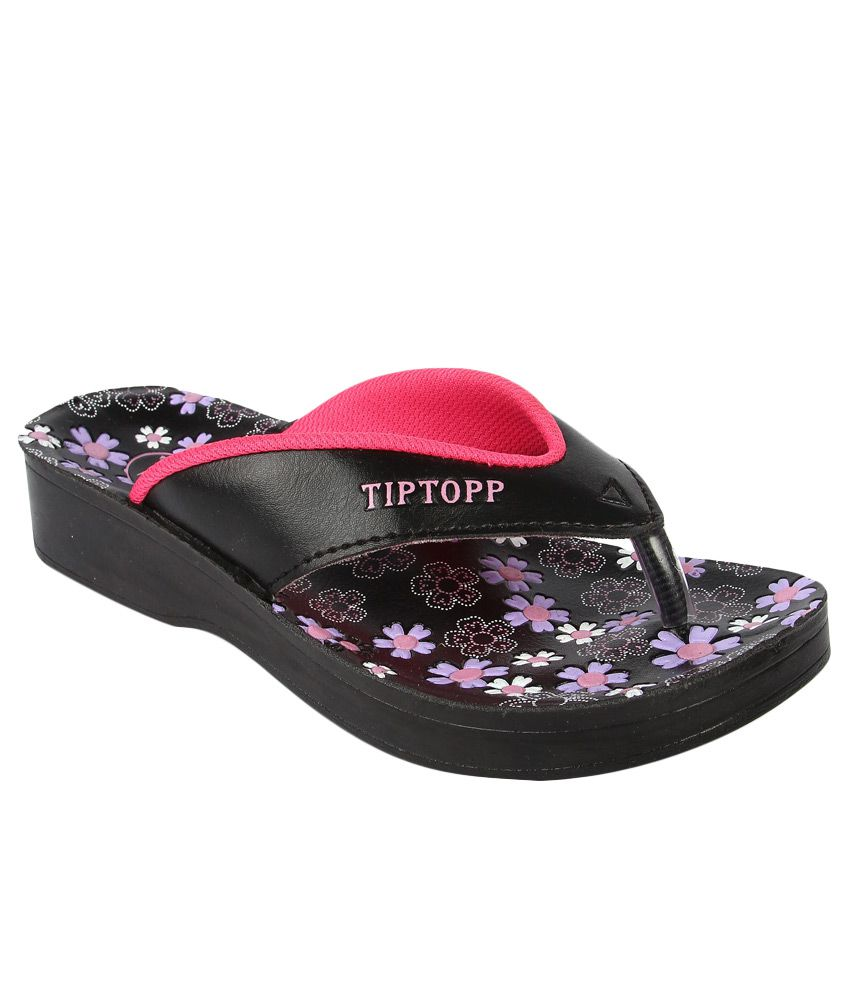 Tiptopp By Liberty Pink Slippers