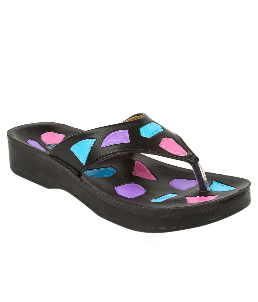 Tiptopp By Liberty Multicolor Slippers