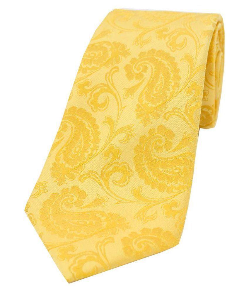 Van Heusen GoldenRod Formal Necktie