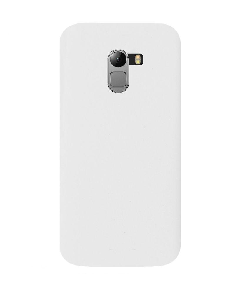 Lenovo Vibe K4 Note Cover by Deparq - White
