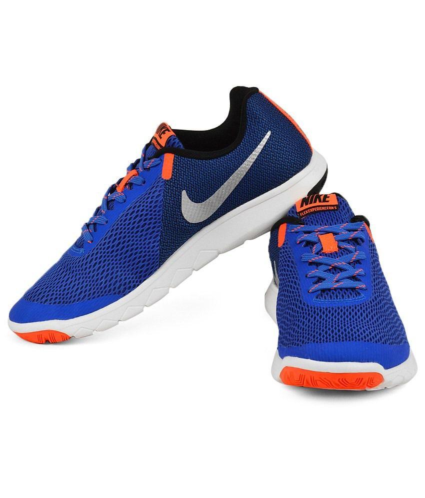 Nike 844514-400 Blue Running Sports Shoes - Buy Nike 844514-400 Blue ... 3e38e4c24