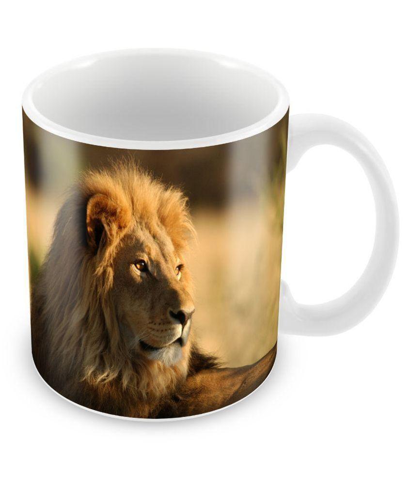 Mivera Ceramic Coffee mug 1 Pcs 300 ml