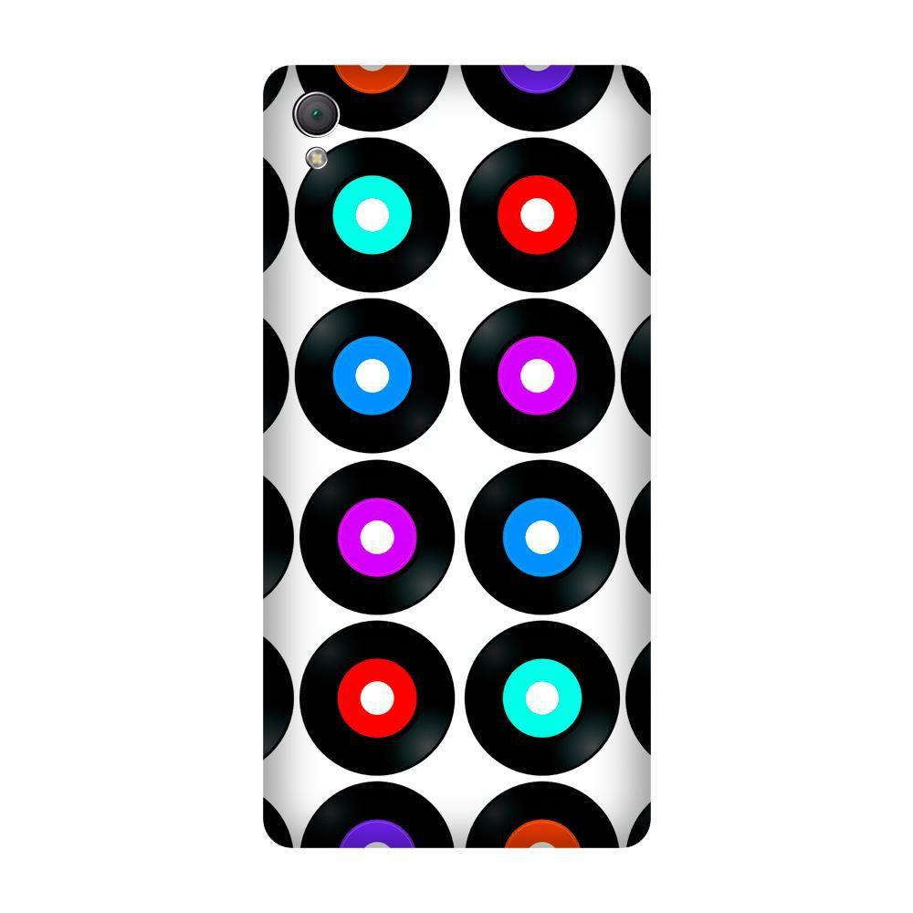 Sony Xperia Z4 Printed Cover By Armourshield