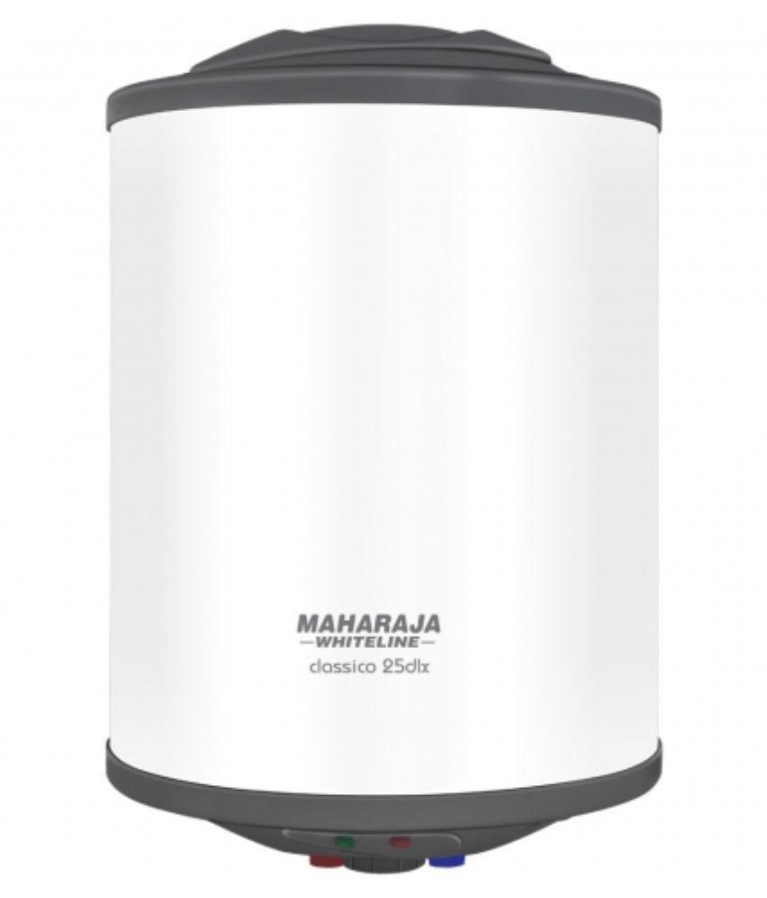 Maharaja-Whiteline-Classico-Dlx-25-25-Litres-Storage-Water-Geyser