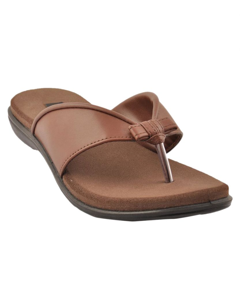 Senso Vegetarian Shoes Brown Slippers