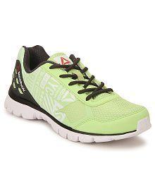 Reebok Green Running Sport Shoes
