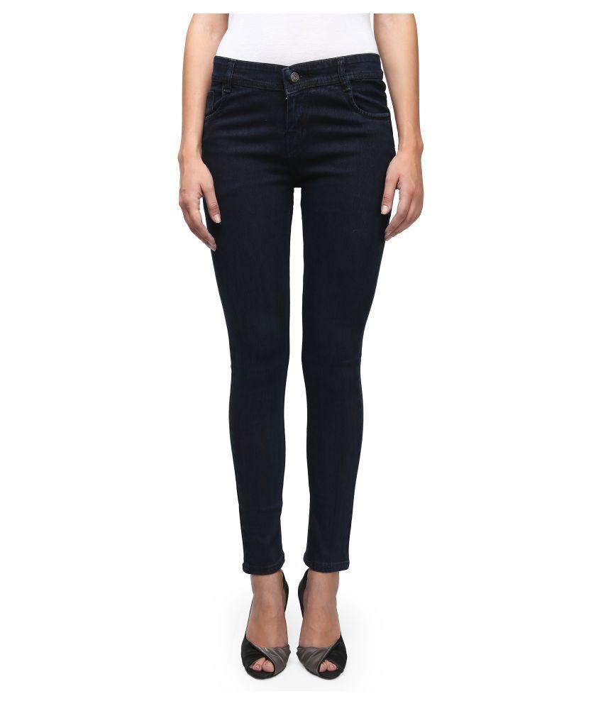 Siya Black Denim Jeans