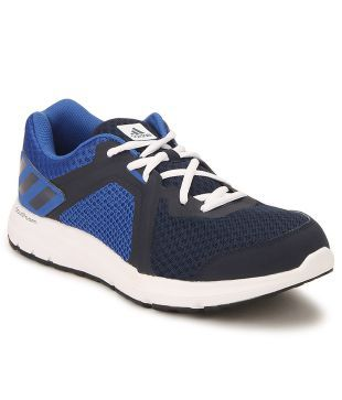 14da8e74f31d8 ADIDAS YAMO 1.0 M Running Shoe For Men(Navy) Adidas Mens Videll ...
