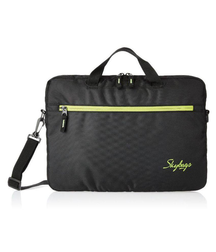 Skybags Black Laptop Sleeves