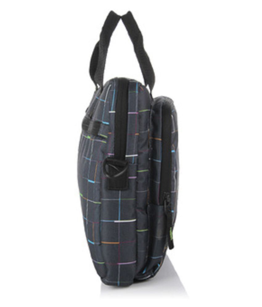 3ea7452bc6 President Bags Grey Polyester Office Bag President Bags Grey Polyester  Office Bag ...
