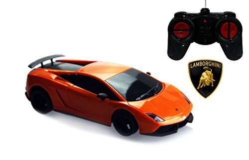 Hdl 1:24 Scale Rc Lamborghini Gallardo Superleggera Radio Remote Control Car