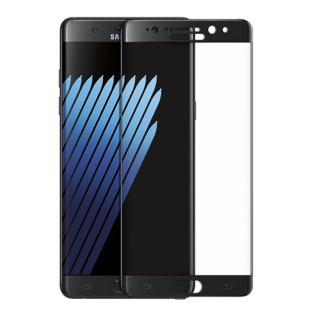Samsung Galaxy Note 7 Tempered Glass Screen Guard By PraIQ