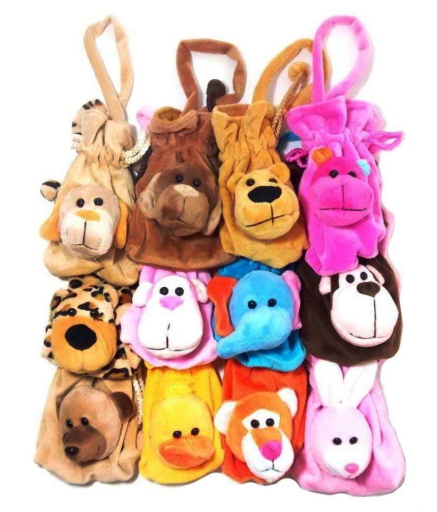 Goappugo Kids Birthday Return Gifts Potlis Bags Set Of 12
