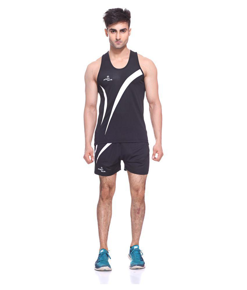 Sport Sun Multi Polyester T-Shirt Single Pack