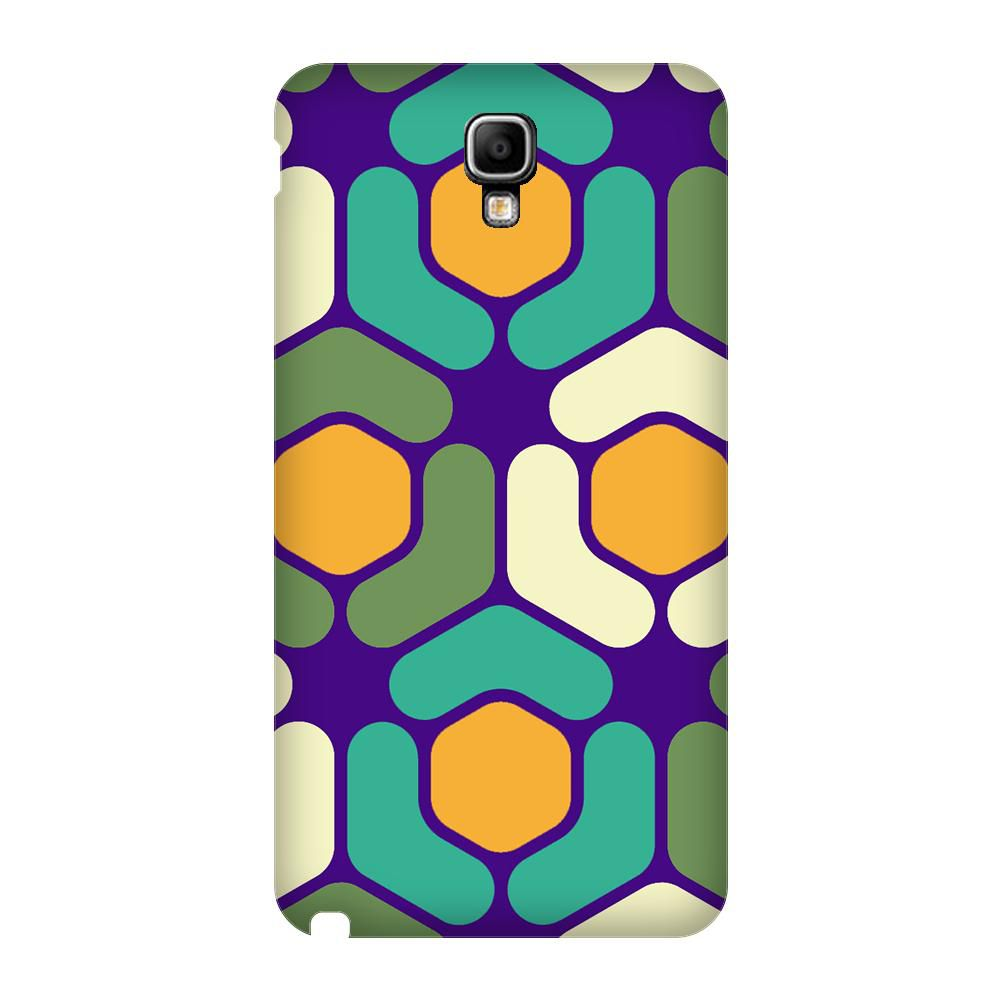 Samsung Galaxy Note 3 neo Printed Cover By Armourshield