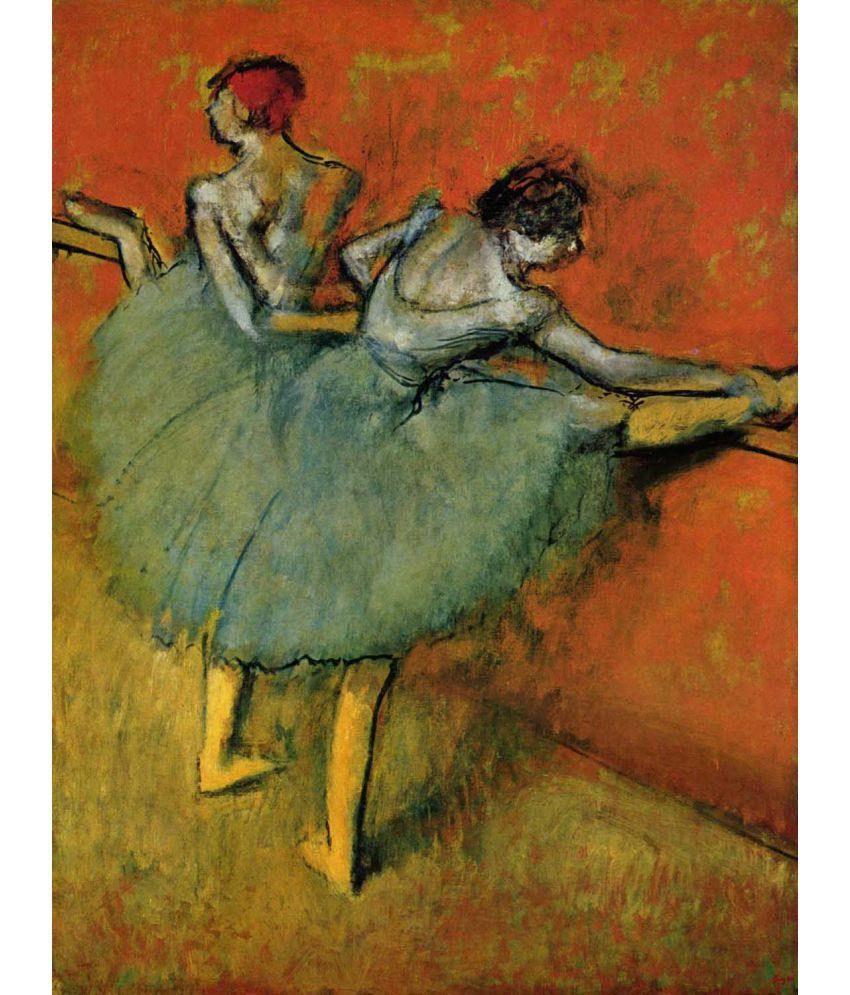 Tallenge Edgar Degas Canvas Art Prints Without Frame Single Piece