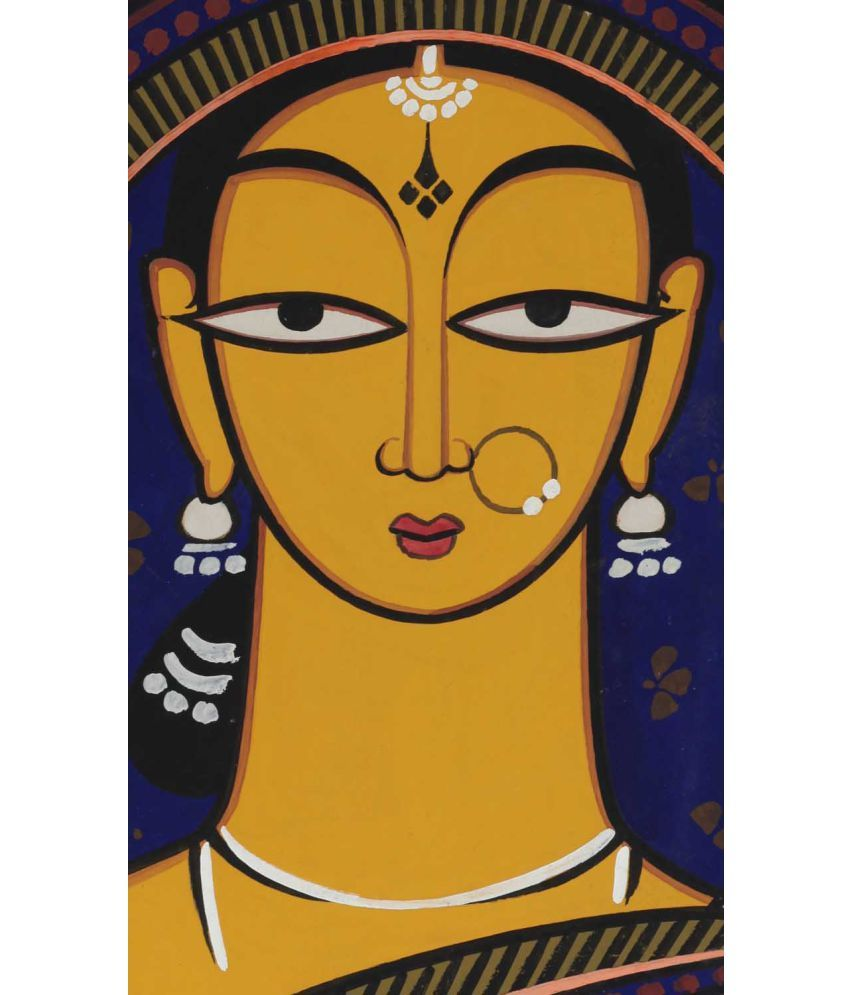 Tallenge Handmaiden Canvas Art Prints Without Frame Single Piece