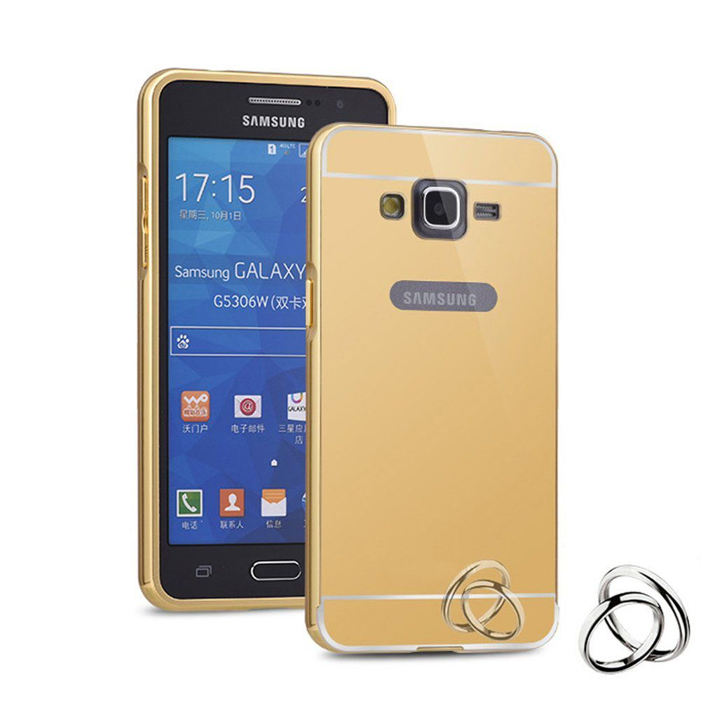 the latest 091c8 c01bc Samsung Galaxy On7 Pro Cover by ACASE - Golden