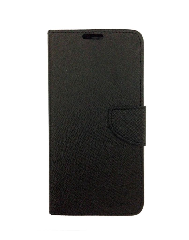 new concept 35034 c5dd2 Vivo Y11 Flip Cover by FABCARE - Black