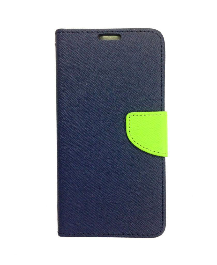 best service 9310c c68e0 Vivo Y11 Flip Cover by FABCARE - Blue - Flip Covers Online at Low ...