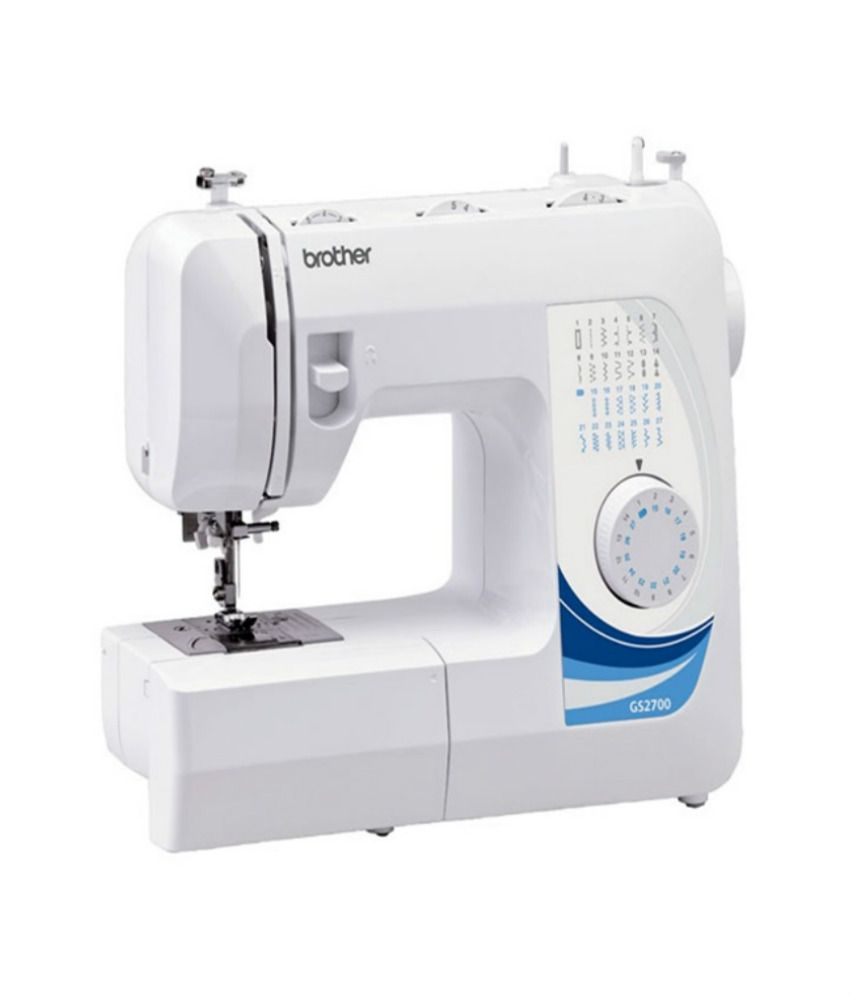Brother GS 2700 Sewing Machine (With 27 Inbuilt Stitch)