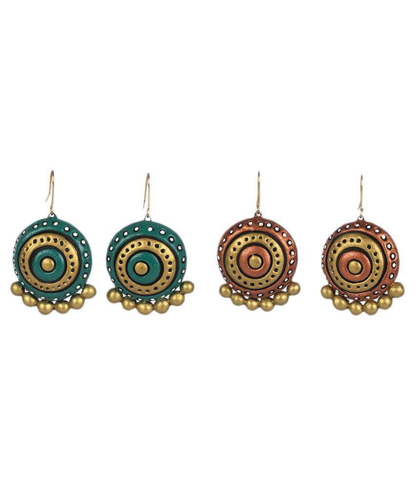 Avarna Multicolor Earrings