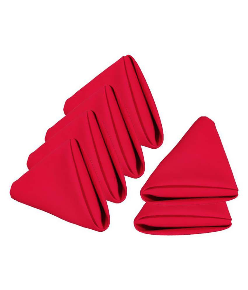 Switchon Set of 6 Polyester Napkin