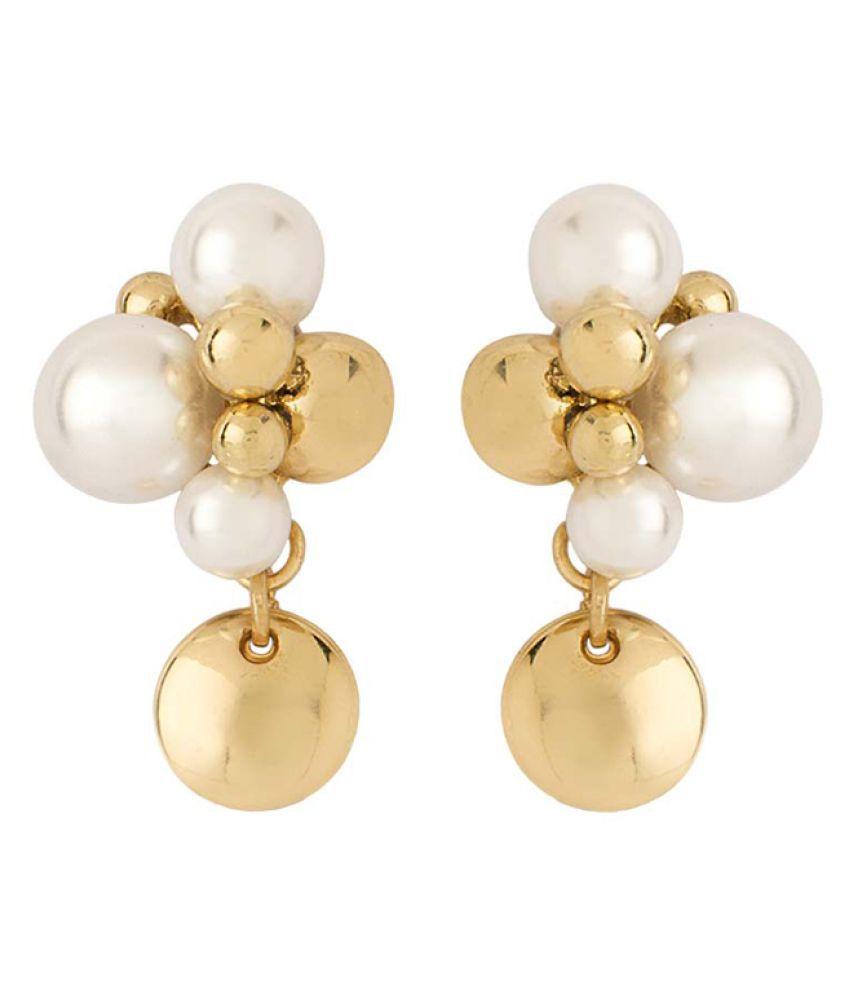 Voylla Multicolour Earrings