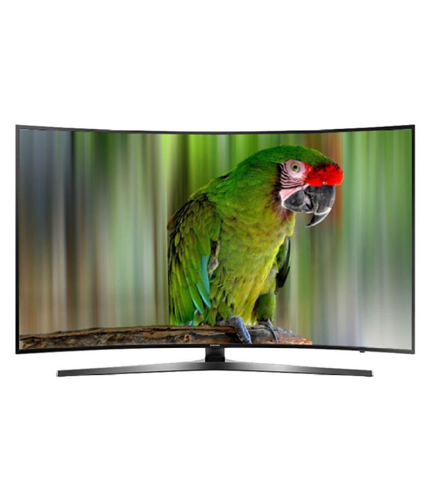 Samsung 55KU6570  138 cm ( 55 ) Smart Ultra HD (4K) Curved LED Television