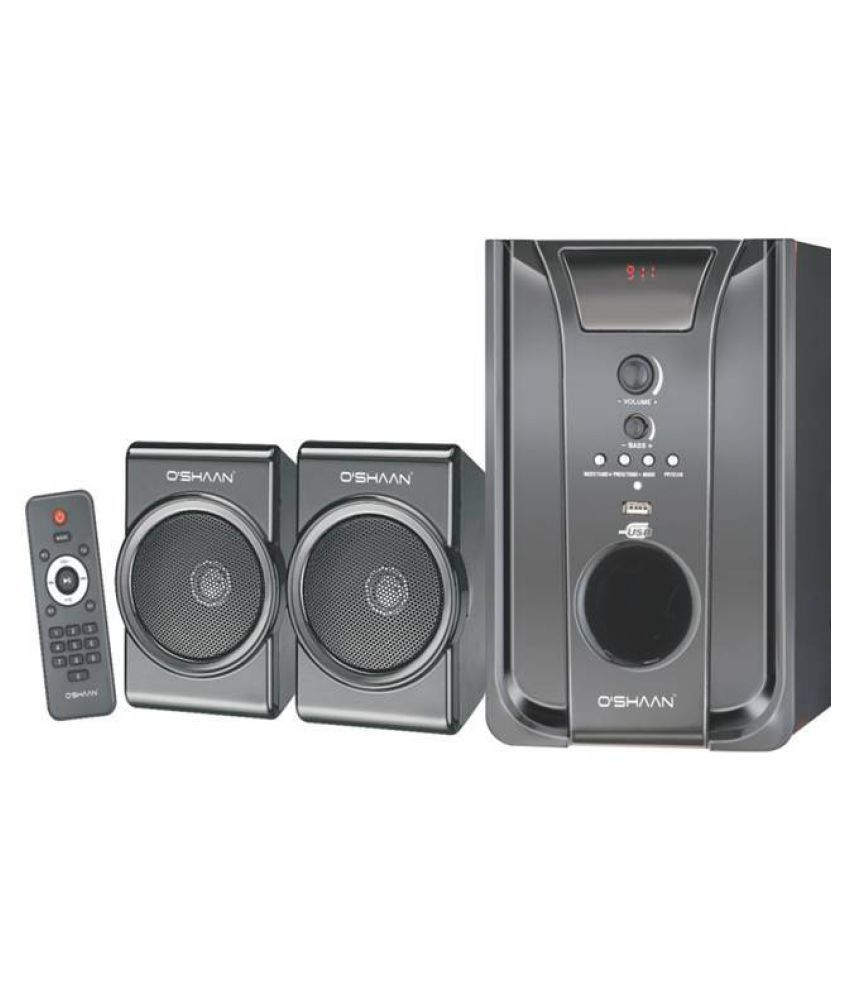 Oshaan CMPM 11 Multimedia Speakers