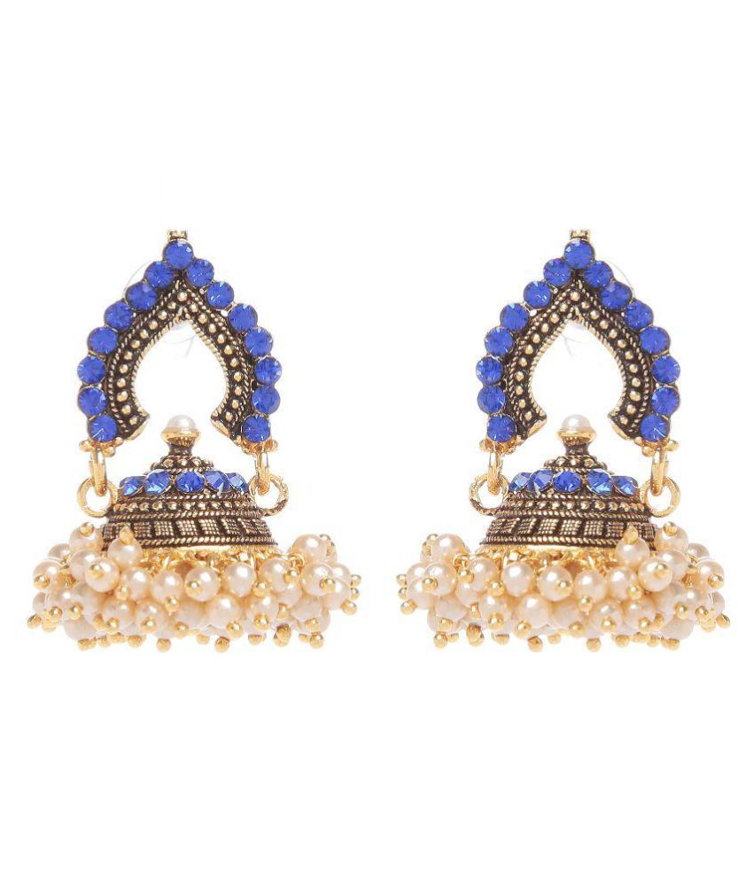 Goldnera Multicolor Earrings