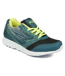 Asian Blue Running Shoes For Kids