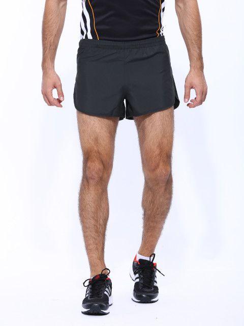 Adidas Black Polyamide Shorts