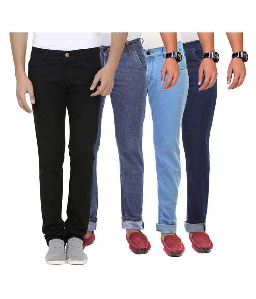 Van Galis Multi Regular Fit Solid - Pack of 3