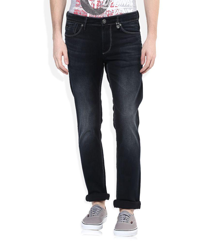 Killer Black Slim Fit Jeans