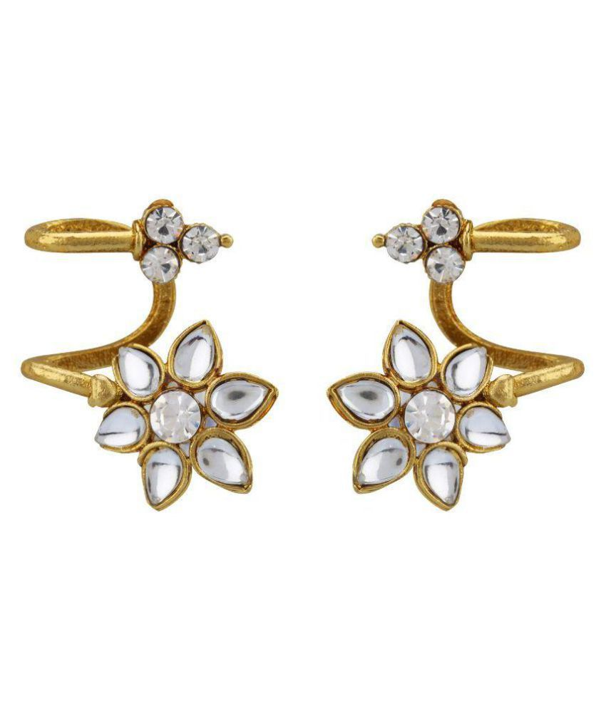 Styfa-Style N Fashion Golden Studs