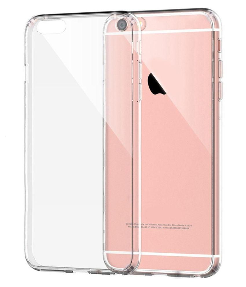 Apple iPhone 6S Cover by Shop India - Transparent