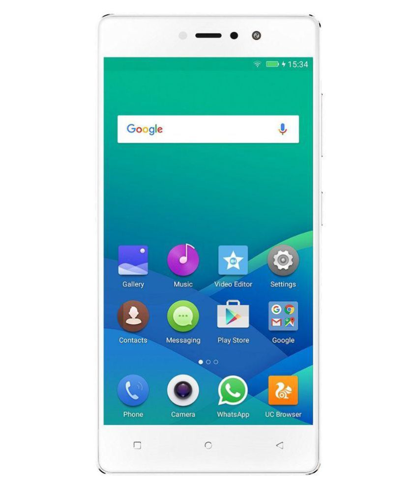 Gionee S6s (32GB, Latte Gold)