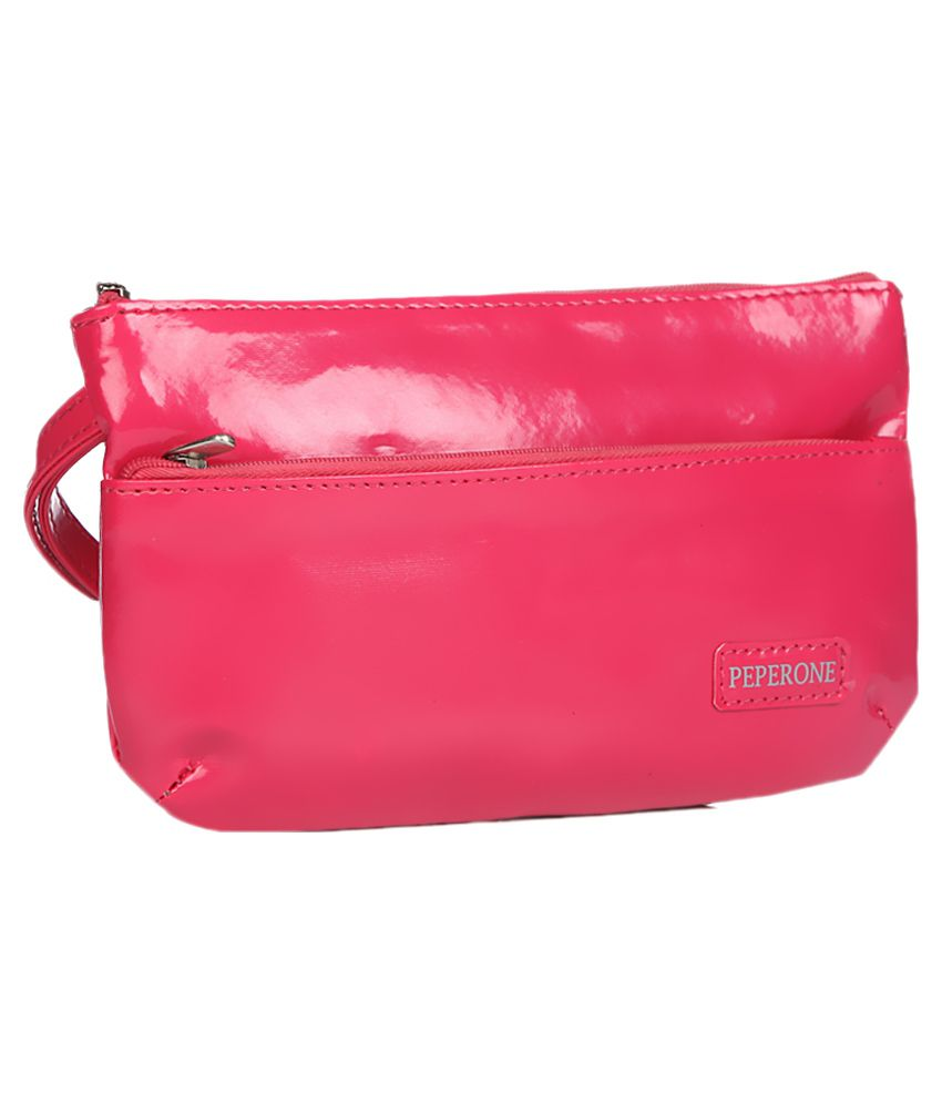 Peperone Pink Wallet