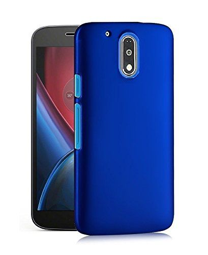 Moto G4 Plus Cover by Worth IT - Blue