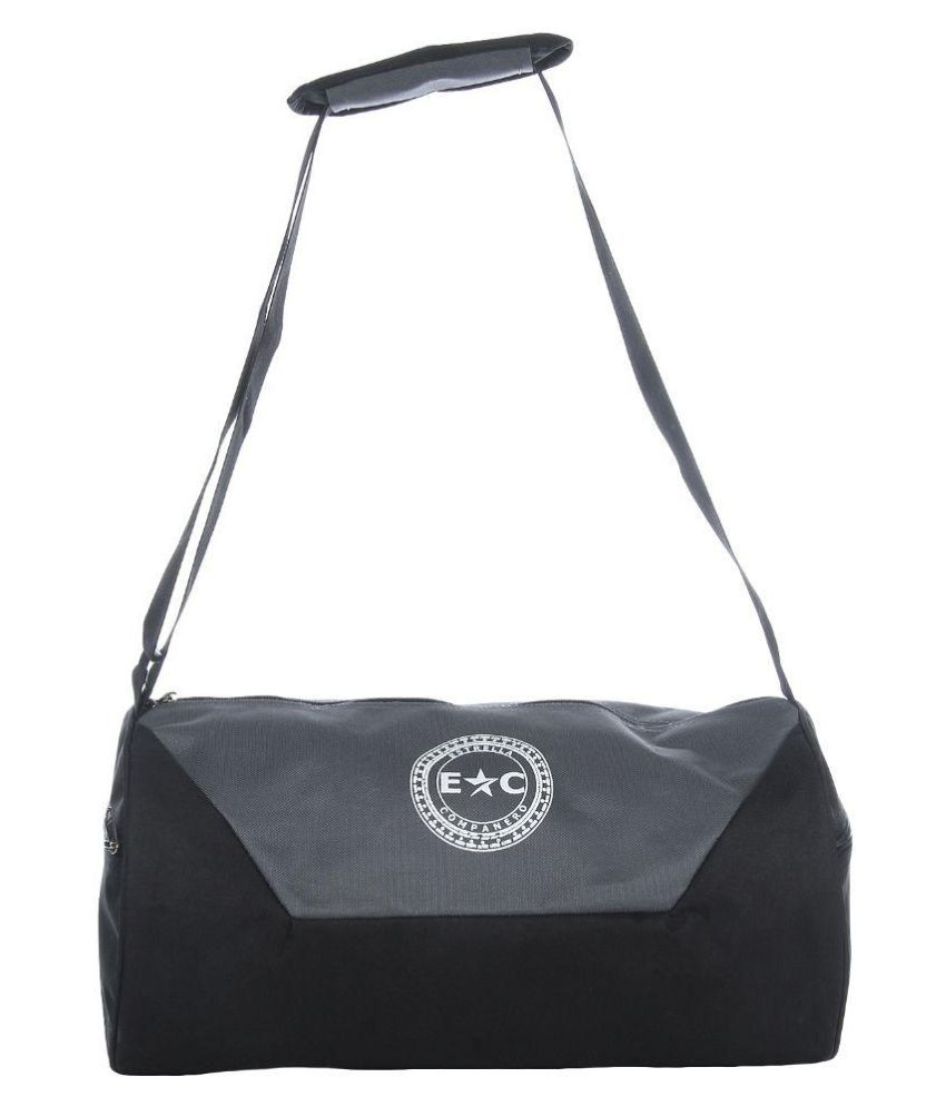 Estrella Companero Black Gym Bag