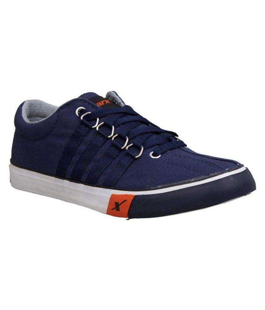 Buy Sparx SM- 162 Sneakers Blue Casual