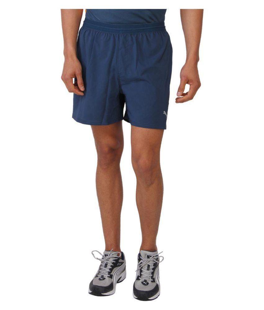 Puma Blue Shorts