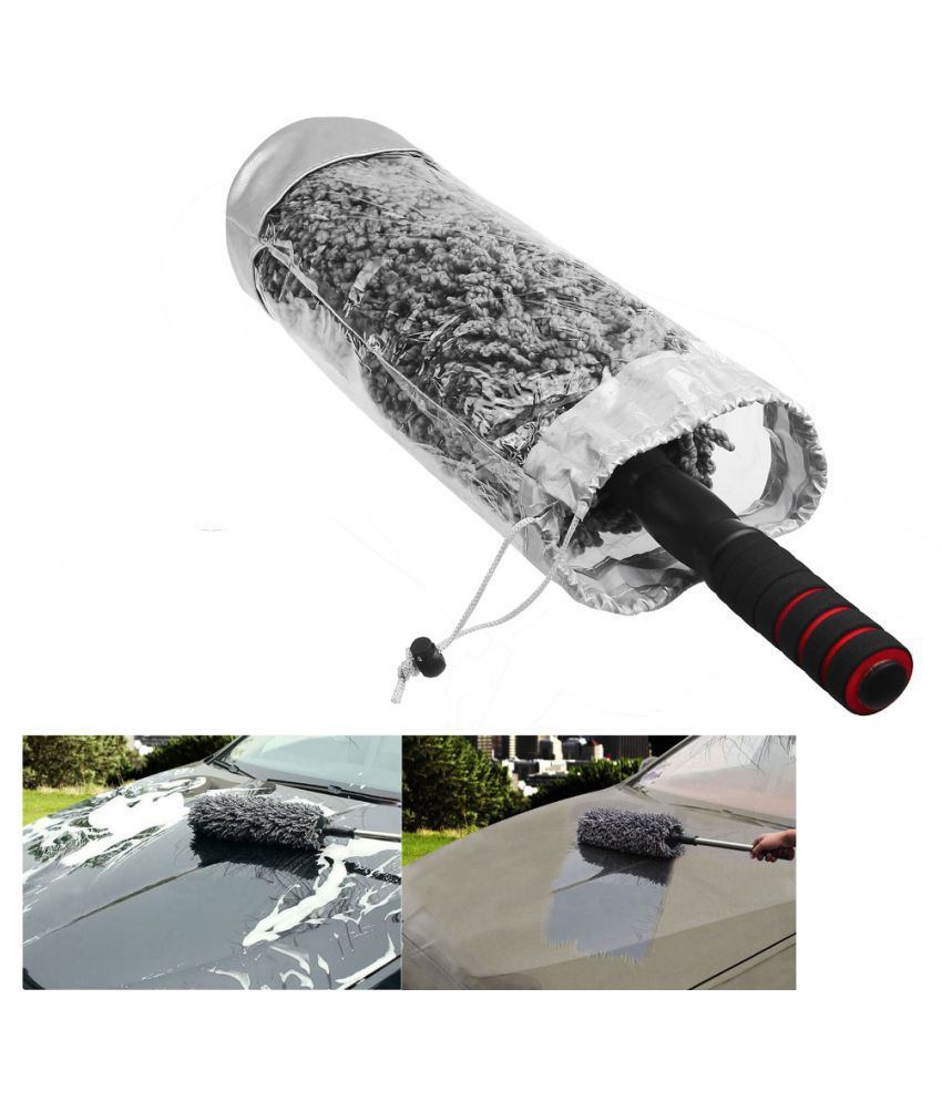 Takecare Grey Car Cleaning Duster