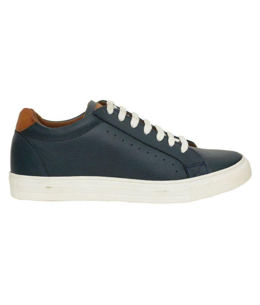 d0662d54446963 Franco Leone Sneakers Blue Casual Shoes Art FL9956BLUE - Buy Franco ...