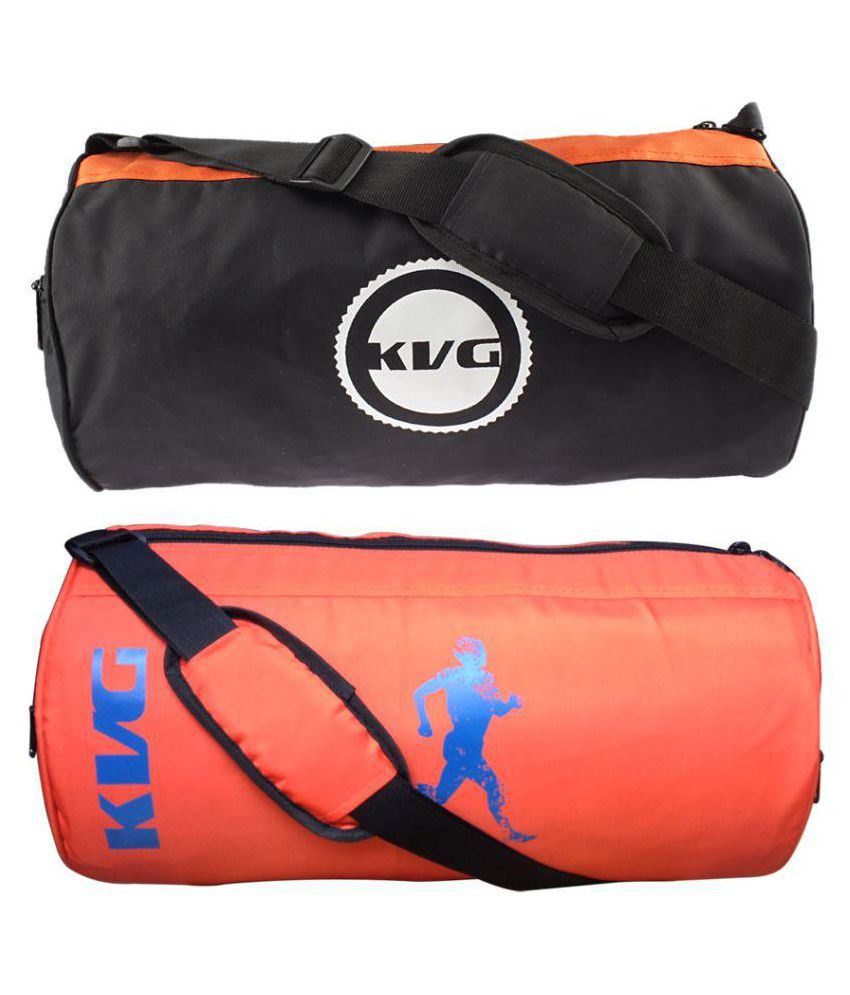 KVG Multicolor Gym Bag