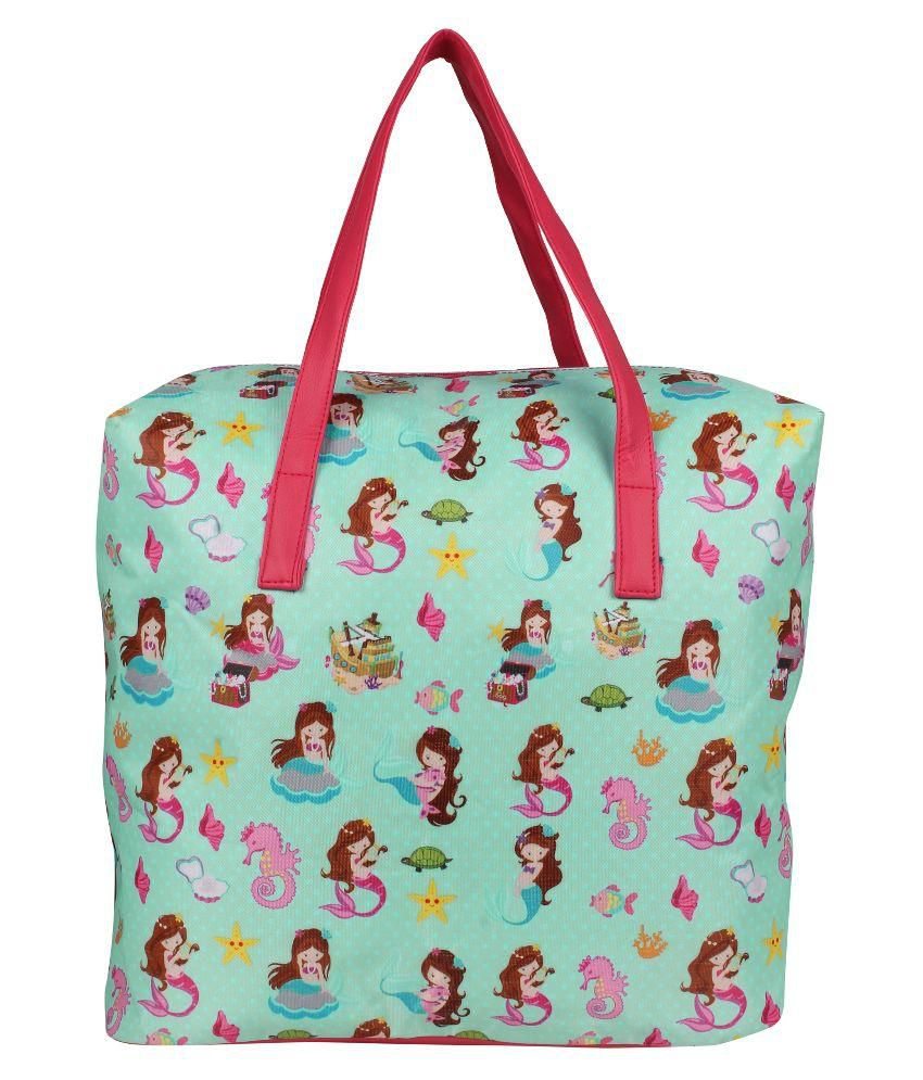 Colors N Bags Turquoise Lunch Bags - 1 Pc