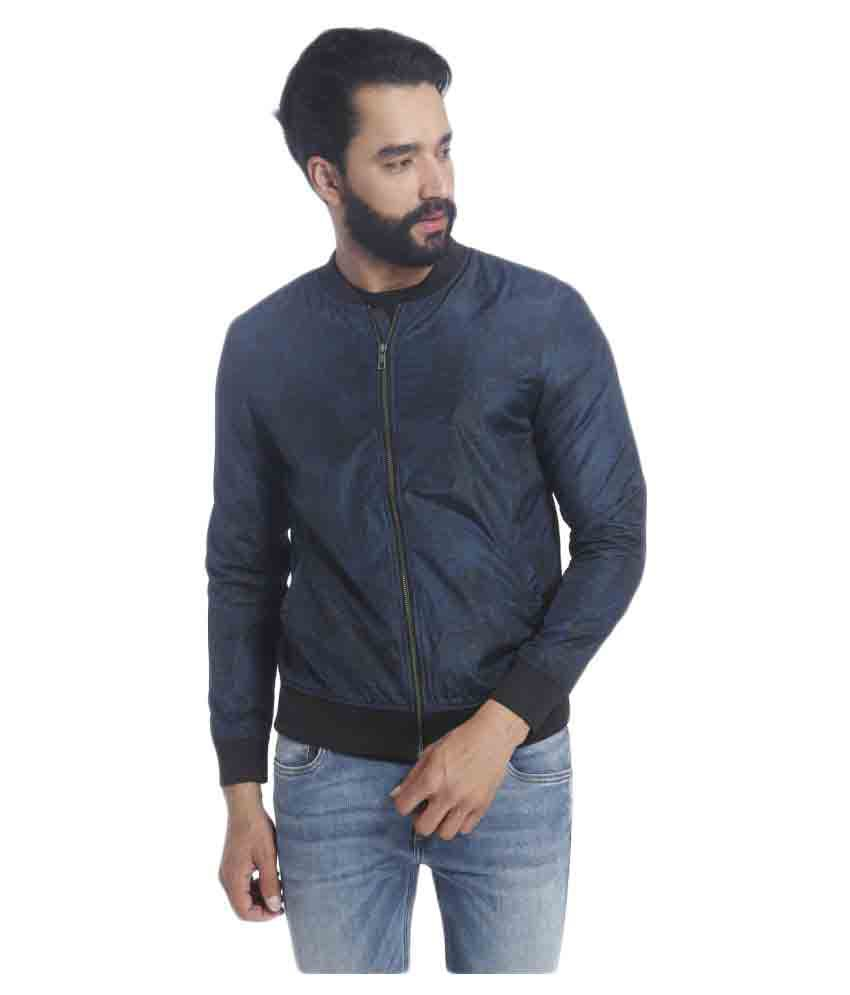 Jacket amp; Jones Blue Jack Casual IxZBwBUA